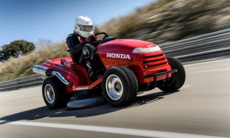 Honda Mean Mower – Na trawnik i na... tor