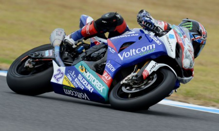 Voltcom Crescent Suzuki zakończył testy w Jerez