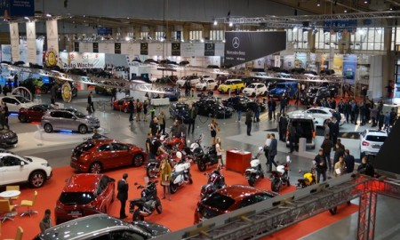Targi Motor Show 2014