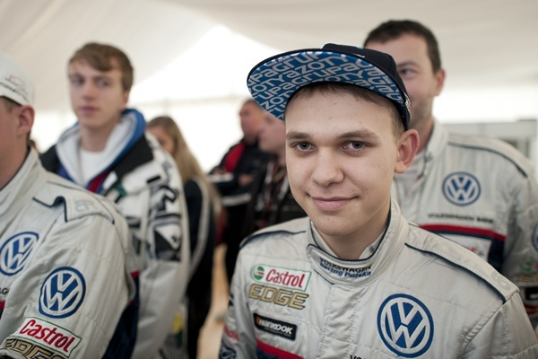 Najmłodszy kierowca na Nürburgringu