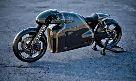 Motocykl od... Lotusa