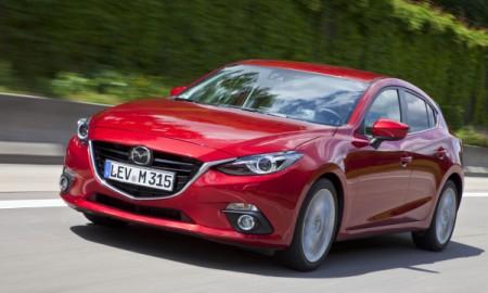 Wyróżniona Mazda3