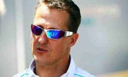 Alarmujący spadek masy ciała Schumachera