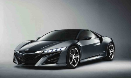 Studyjna Honda NSX w Goodwood
