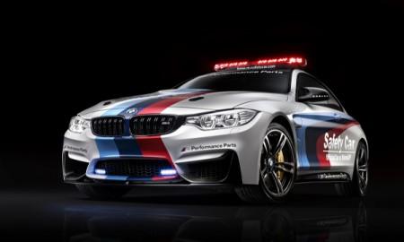 BMW M4 na torze w Katarze