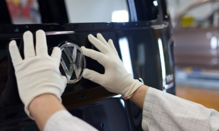 Nowy VW Crafter z Polski