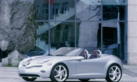 Mercedes rozważa małego roadstera