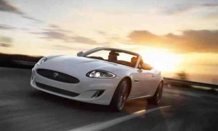 Pożegnanie Jaguara XK