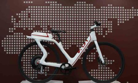 Elektryczny rower od Kia