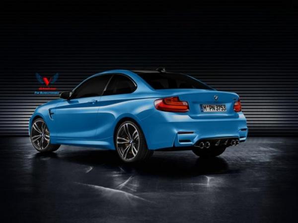 BMW M2 o mocy 380 KM?