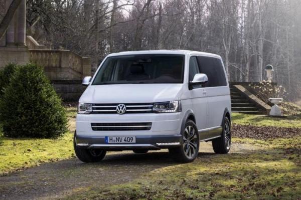 VW Multivan Alltrack – Wielozadaniowiec