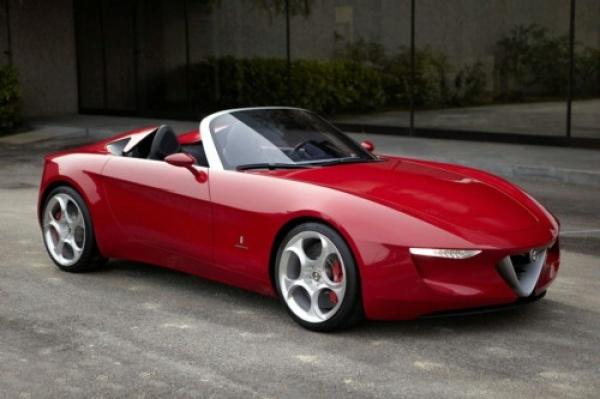 Powstanie Alfa Romeo Spider?