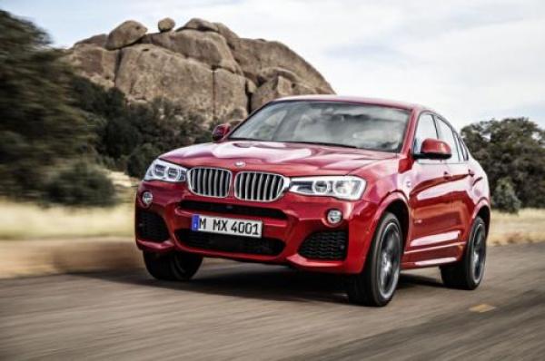 BMW X4 – Młodszy brat