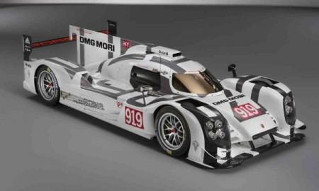 Dwa nowe bolidy Porsche