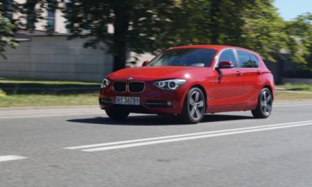 BMW 118d SportLine - Jedyny tego typu