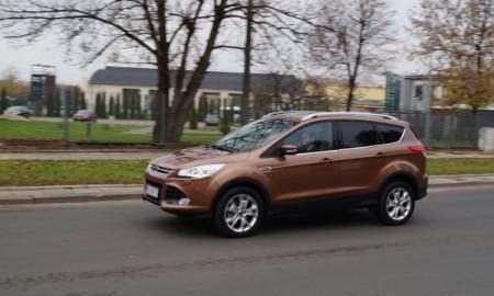 Ford Kuga 2.0 TDCi Titanium - Więcej niż rodzinne auto?