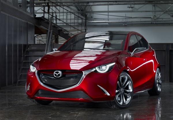Mazda Hazumi – Słowo klucz
