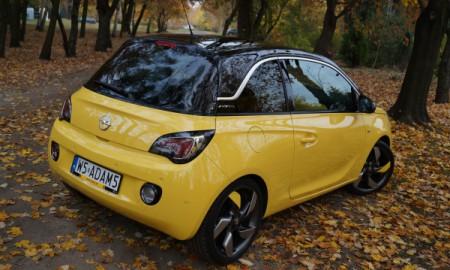 Opel Adam 1.4 - Nie tylko dla Ewy...