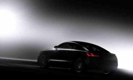 Audi TT – kolejny zwiastun