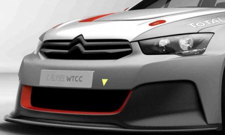 Chińczyk w Citroen Racing WTCC