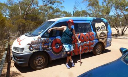 Na północ Australii - II  Etap Perth - Darwin