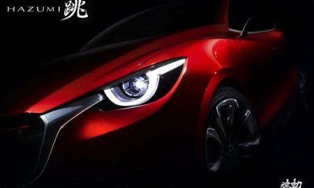 Mazda Hazumi, czyli ...
