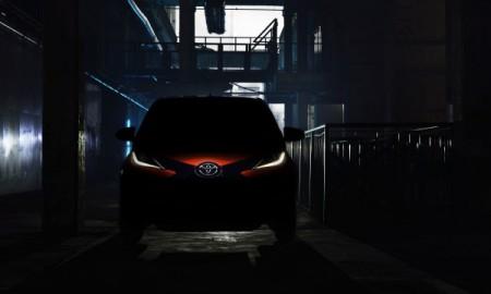 Nowa Toyota Aygo i nie tylko