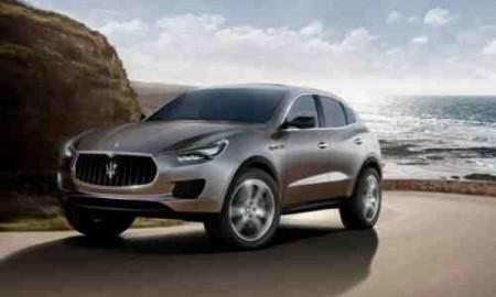Maserati Levante nie będzie opierać się na Jeepie