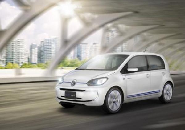 VW twin-up! - Najmniejsza hybryda