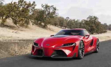 Nowa Toyota Supra coraz bliżej?