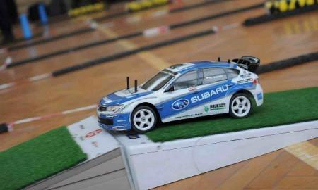 Subaru Poland RC wystawia nową broń