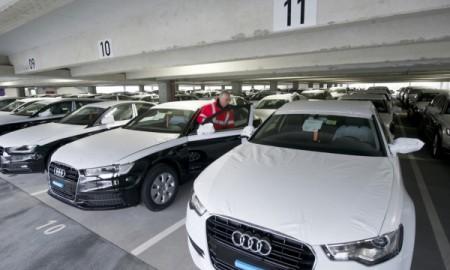Nowe centrum Audi