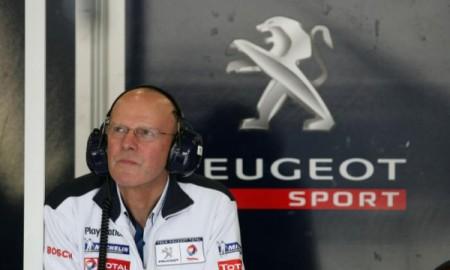 Z Peugeota do Lotusa?