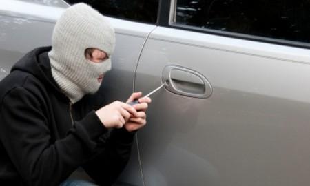 Raport - najczęściej kradzione auta