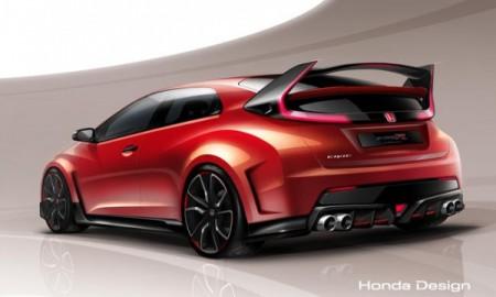 Honda Civic Type R zadebiutuje w Genewie