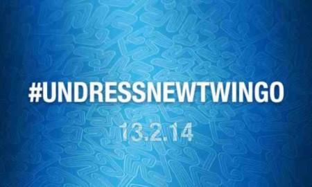 Nowe Twingo 13 lutego