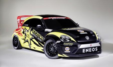 Beetle wystartuje w Rallycrossie