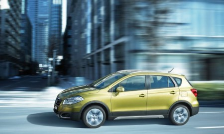 Suzuki SX4 S-Cross 4WD do serwisu