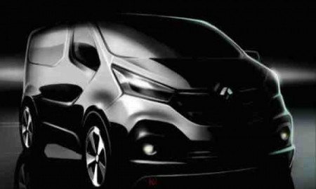 Nowy Renault Trafic - Opel Vivaro