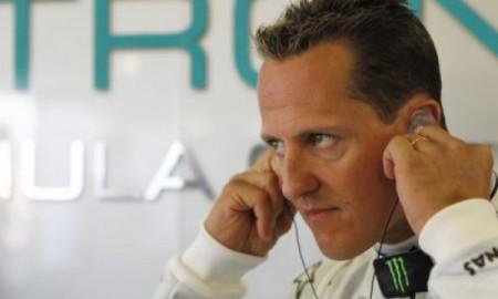Szpital zaprzecza śmierci Schumachera