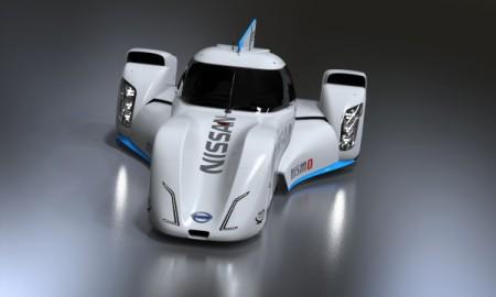 Elektryczny bolid Nissana w Le Mans