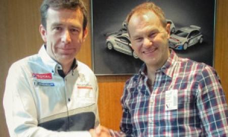 Hansen Motorsport i Peugeot
