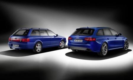 Audi RS 4 Avant Nogaro selection – W hołdzie klasyki