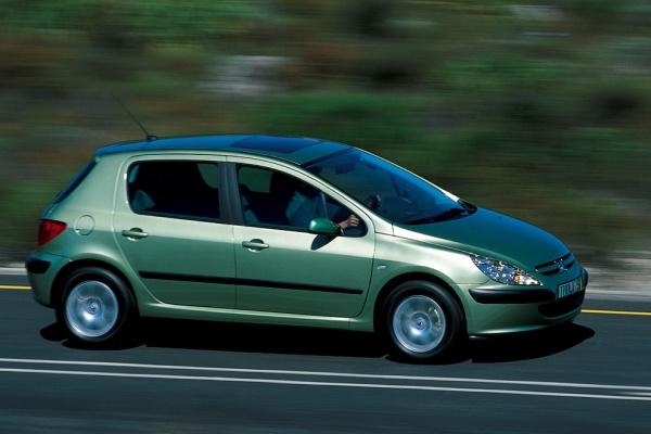 Peugeot 307 (2001–2008)