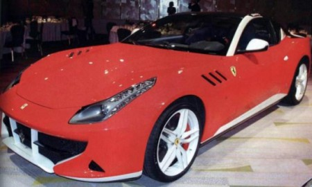 Jeden, jedyny egzemplarz Ferrari