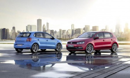 VW Polo - facelifting