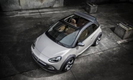 Opel Adam Cabrio na wiosnę
