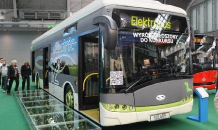 Nowy elektryczny autobus Solarisa