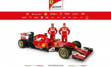 Nowa broń Ferrari
