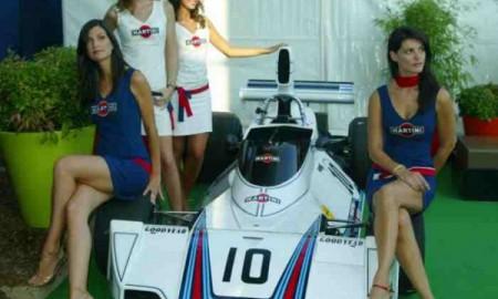 Martini wróci do F1?